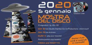 Caracol in Vinile - Mostra del Disco Live Dj-Set @ Caracol Contemporanea Casa del Popolo
