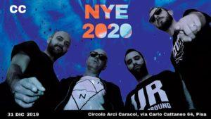Club Cultura - CC04 NYE 2020 Vision @ Caracol Contemporanea Casa del Popolo