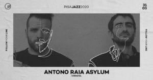 Antonio Raia Asylum @ Caracol Contemporanea Casa del Popolo
